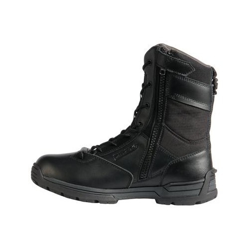 "MEN'S 8"" SAFETY TOE SIDE ZIP DUTY BOOT"