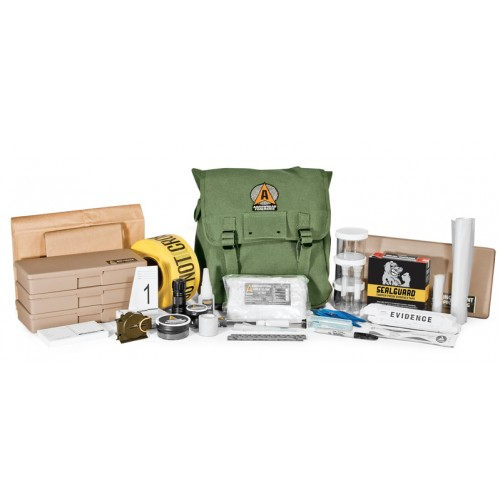Master Evidence Backpack Kit